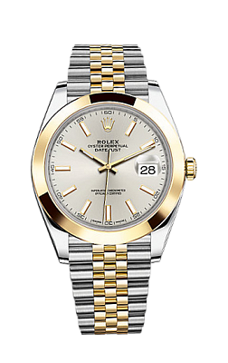 Rolex Datejust Steel and yellow gold 41mm 126303