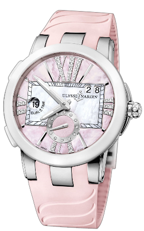 Executive Dual Time Lady 243-10-3/397