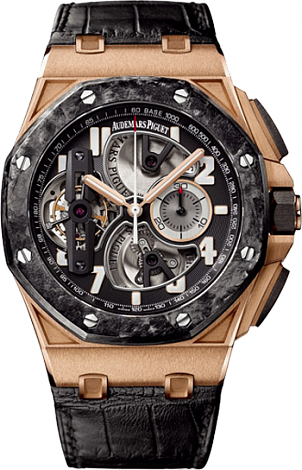 Audemars Piguet Royal Oak Offshore Tourbillon Chronograph 10 Days 26288OF.OO.D002CR.01
