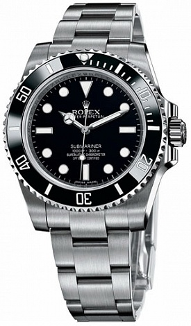 Rolex Submariner 40mm Steel 114060
